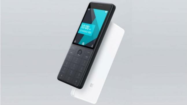 Xiaomi запустил кнопочный телефон Qin Ai